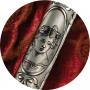 Перьевая ручка Montegrappa Invito a La Traviata Silver Fountain pen