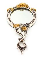 Серебряное зеркальце Фея